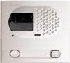 Alpha Communications 1220/AL 2 Butt Video Grille Module-Al. Requires El531 Color Camera And Sound Module And 600/Al End Caps