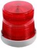 Alpha Communications 48SINRG520 24vac 20watt Halogn Beacon-Red Steady Incandescent Beacon Nema 4x Enclosure