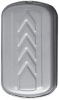 Alpha Communications 730 DIXIE BUZZER+BELL-ENCL.--AC/DC OPERATES ON 3-6VDC OR 6-8VAC SURFACE MOUNTS ON WALL SATIN ALUMINUM FINISH