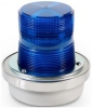 Alpha Communications 92B-N5 120vac Flshng Strobe-Outd-Blue For 1/2