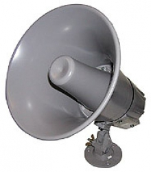 Alpha Communications™ PAGING HORN-16W--25/70V--8 OHM