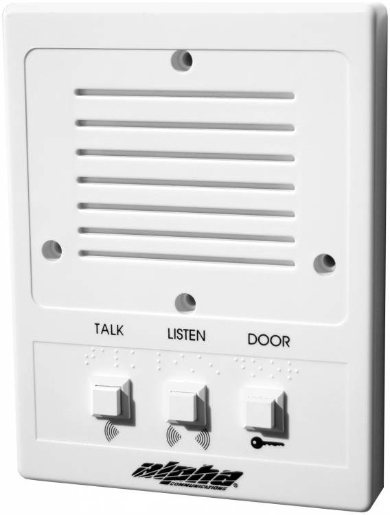 Alpha Communications Is543 Quot Universal Quot Intercom Station