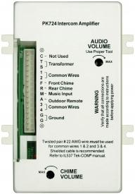 Alpha Communications Refurbished Pk724 Amplifier