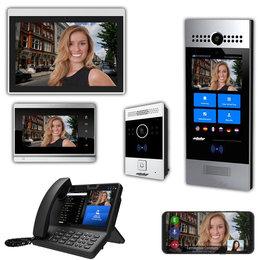 Algo Intercoms / Doorphones for Door & Gate Entry   SIP   PoE